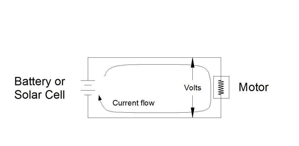Motor Battery In Circuit Schematics Wiring Diagrams
